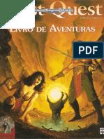 First Quest AD&D - Livro de Aventuras - Biblioteca Élfica