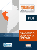 Guía de Documentación Civil