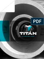 Catalogo de Tuberias Titan