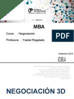 Sesion 3 Negociaciones MBA