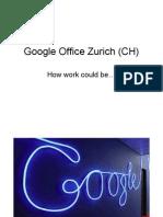 Google的辦公室