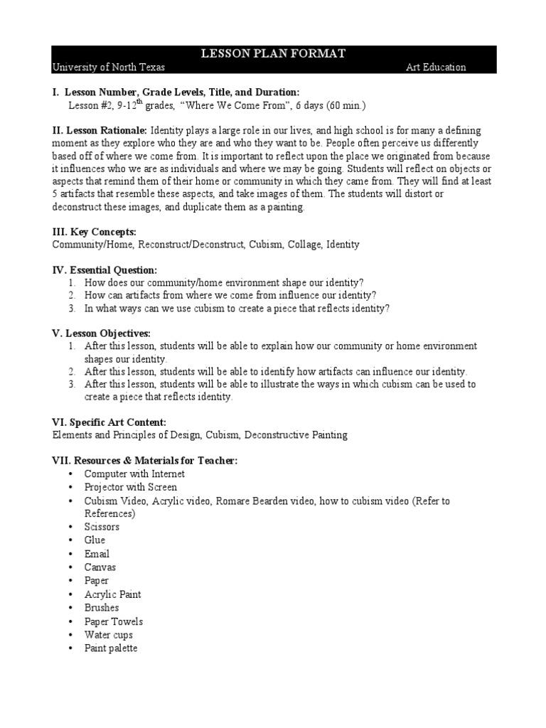 Lesson Plan 2 Final