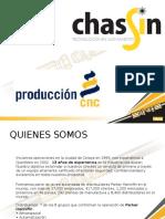 Presentacion Chassin 2012 Ver2