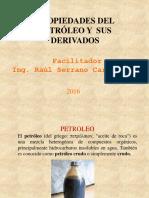 3 Propiedades de Petroleo