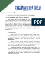 Kerajaan Dan Peninggalan Hindu Di Indonesia