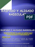 10-Tartrectomia, Raspado. 10ma Clase