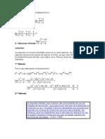 Limites Analisis Matematico II