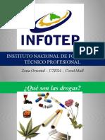 Las Drogas - Infotep