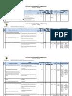 Texto Unico de Procedimientos Administrativos - TUPA 2012