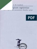 Cornford Francis Macdonald - Principium Sapientiae.pdf
