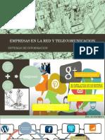 Empresas en La Red y Telecomunicacion