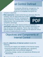 Chap Internal Control Basics