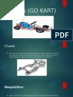 Chasis Go Kart