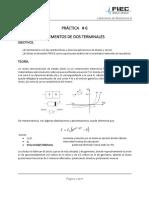 Práctica 6 - Elementos de Dos Terminales (1)