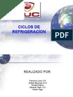ciclo de refrigeracion