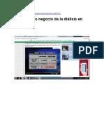 Link e Imagenes de Hemodialisis