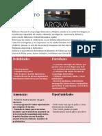 Analisis DAFO Museo ARQUA