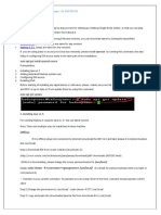 Java-hadoop 2.X Setting Up