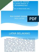 Muh Ghifary Zakawaly(d111 13 515)