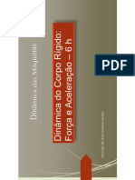 Dinâmica Do Corpo Rígido_ Força e Aceleração