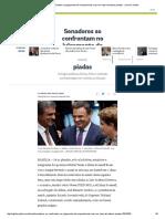 Aécio, Cardozo e Dilma