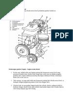 Bagian Mesin Diesel Dan Fungsinya