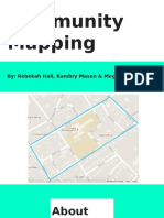 community mapping presentation