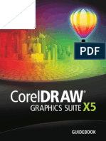 Corel Draw x5 Guidebook