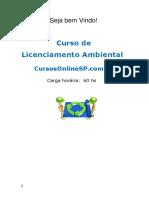 Curso Licenciamento Ambiental Sp 46307