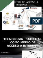 TECNOLOGIA SATELITAL