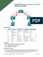 4.3.1.6 Lab - Troubleshooting Basic Frame Relay.docx