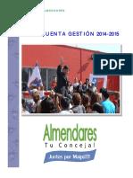 Rinde Cuentas Ham 2014