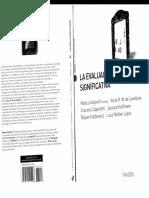 5.- Camilloni, A. R. W. de., & Anijovich, R. (2010). La Evaluación Significativa