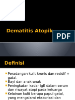 Dematitis Atopik