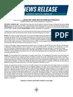 12.07.16 Mariners Acquire RHP Chris Heston for PTBNL; Shaffer DFA'd.pdf