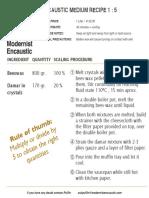 1- Encaustic Medium