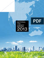 Tax Annual Report 2013 Comparative Japan