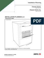 Agfa Classic E.O.S. - Installation Manual[1]