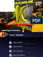 team sukses pilkada