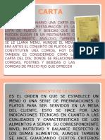LA CARTA (julio).pptx