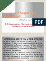 reglamento de las leyes.pptx