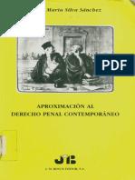 Aproximacion Al Derecho Penal Contemporaneo - Jesus Maria Silva Sanchez