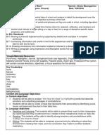 abaumgartner siop lesson plan sa mask project pdf