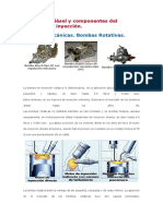 Productos Diésel y Componentes Del Sistemas de Inyección
