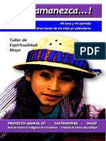 00 Taller de Eespiritualidad Maya Color Ixkan