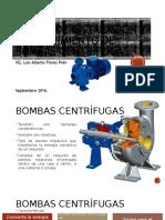 Taller de Instalación y Mantenimiento de Bombas Centrífugas