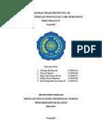 Praktikum IV Fts Csp - Salep