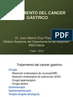 CA Gastrico Tratamiento