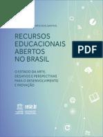 Recursos Educacionais Abertos No Brasil_o Estado Da Arte, Desafios e Perspectivas Para o Desenvolvimento e Inovação
