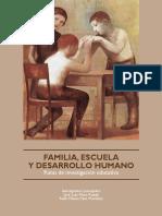 Familia Escuela Y Desarrollo Humano 2016